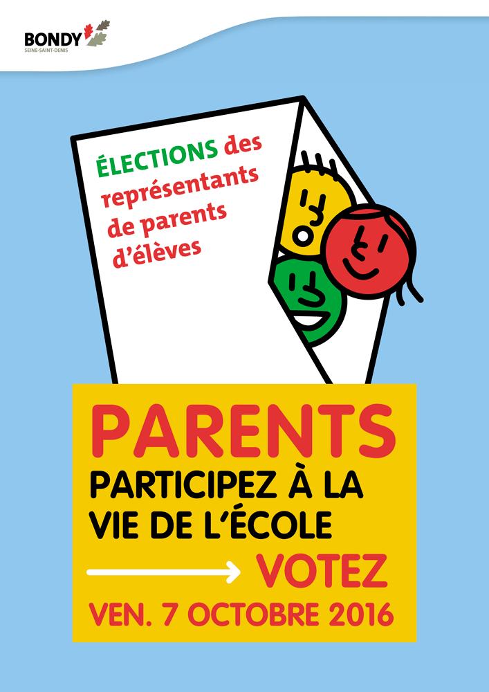 Élections des parents d'élèves