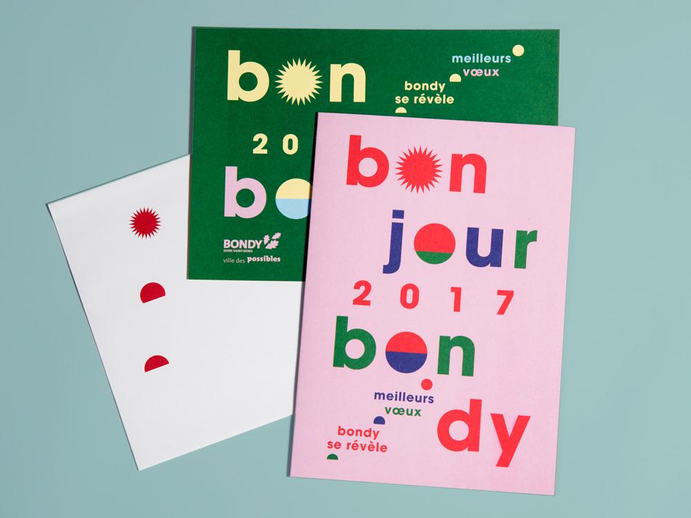 Bonjour Bondy - carte