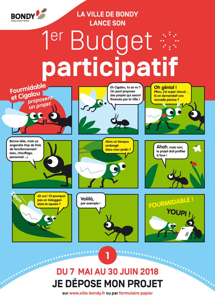 Budget participatif - bd